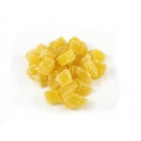 Ananas en cubes
