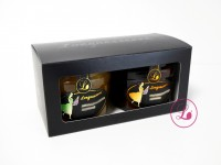 Coffret Ambre - lot de 2 x...