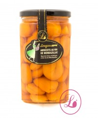 Abricots au vin de...