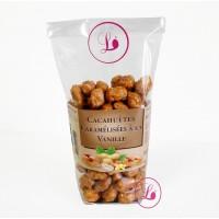 Cacahuètes caramélisées à...