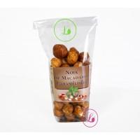 Noix de macadamia caramélisées